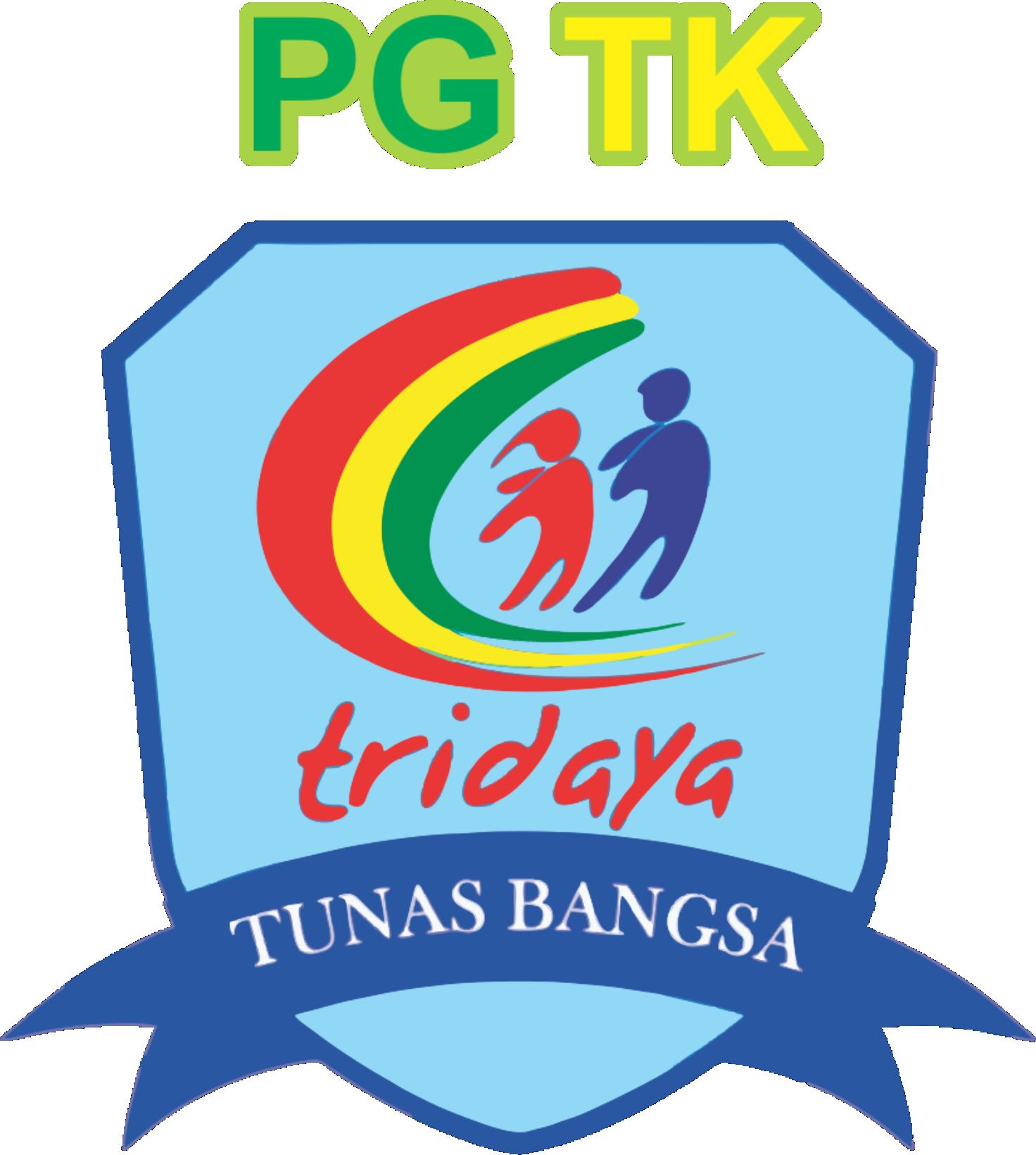 logo sekolah PG TK png